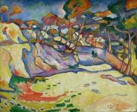 Braque_L_Estaque_1906